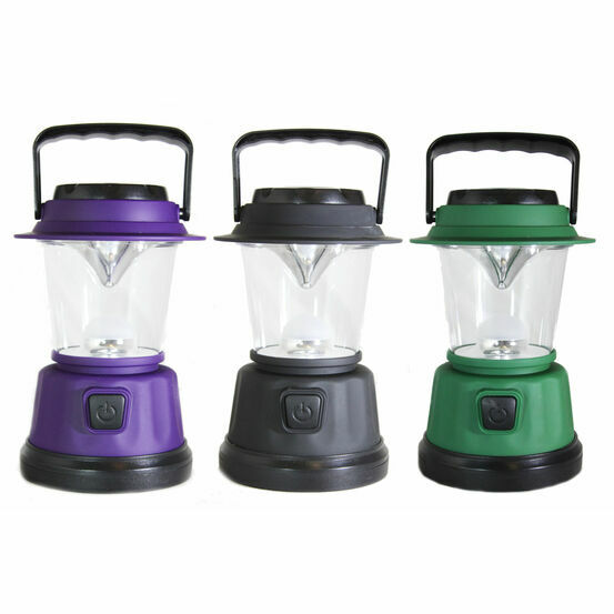 Clulite Mini LED Lantern In Assorted Colours - 180mm