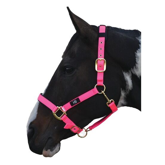 Hy Deluxe Padded Cob Head Collar