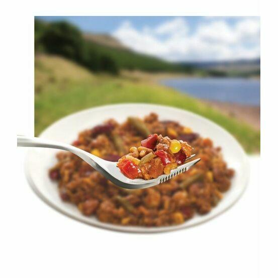 Wayfayrer Meal - Vegtable Chilli Camping Food 300g