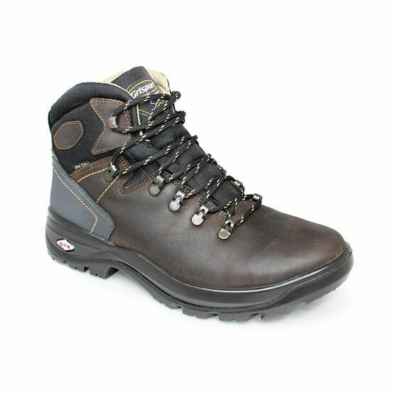 Grisport Pennine Waterproof Walking Boots - Brown