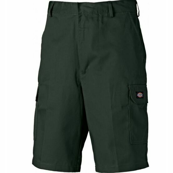 Dickies Redhawk Cargo Work Shorts - Olive Green