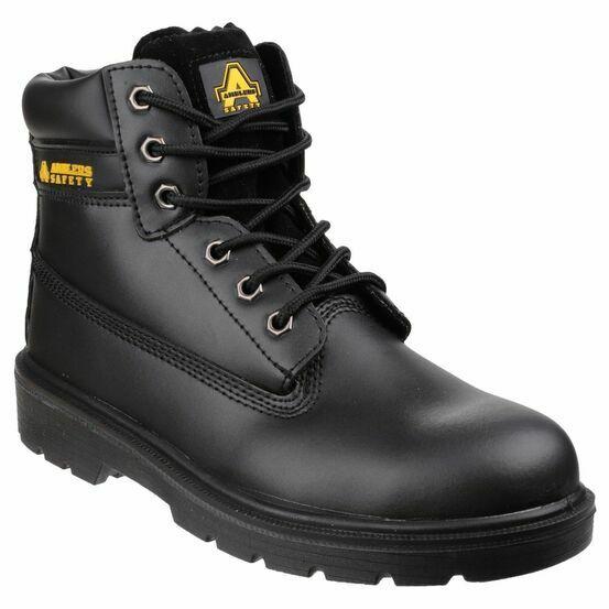 Amblers FS112 Ladies Safety Boots - Black