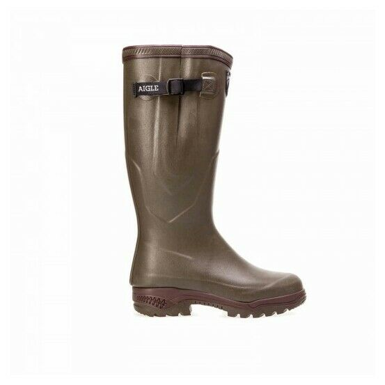 Aigle Parcours 2 Vario Wellington Boots - Khaki