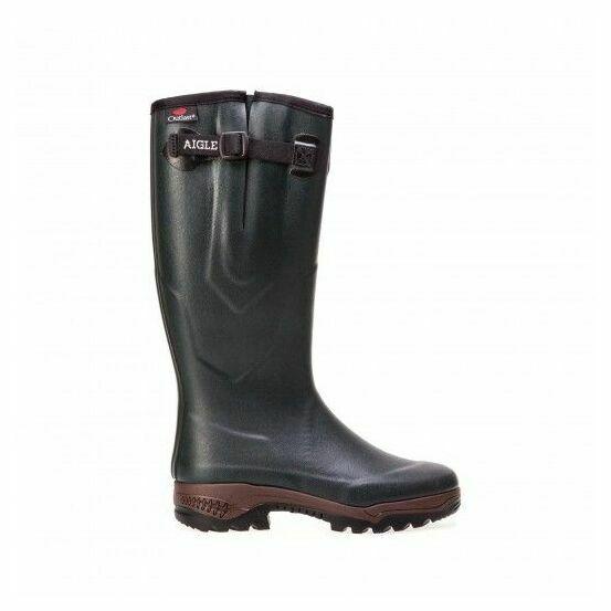 Aigle Parcours 2 Vario Outlast Wellington Boots - Bronze