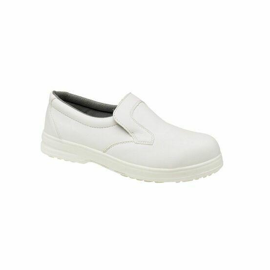Amblers Safety FS52N Catering/Medical Shoes (White)