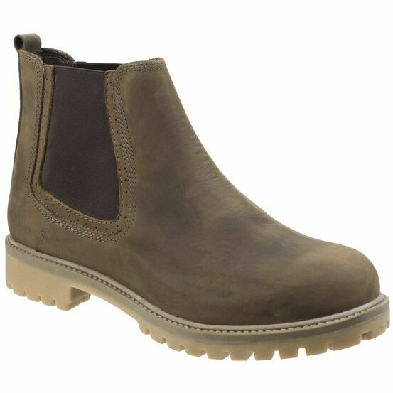 Hawthorn Casual Boot in Khaki