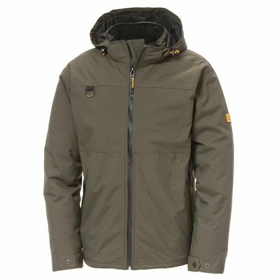 Caterpillar Chinook Jacket in Army Moss