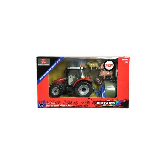 Britains Massey Ferguson 5612 Build Your Farm Set - 43205