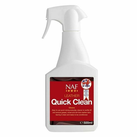 NAF Leather Quick Clean (500ml)