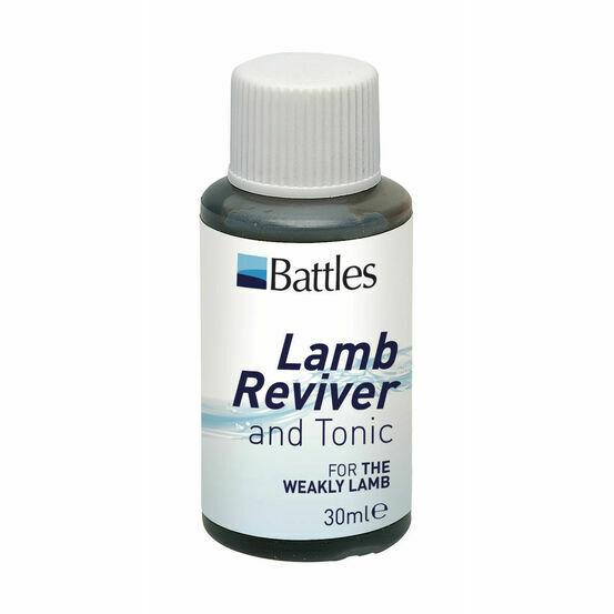Battles Lamb Reviver and Tonic - 30ml
