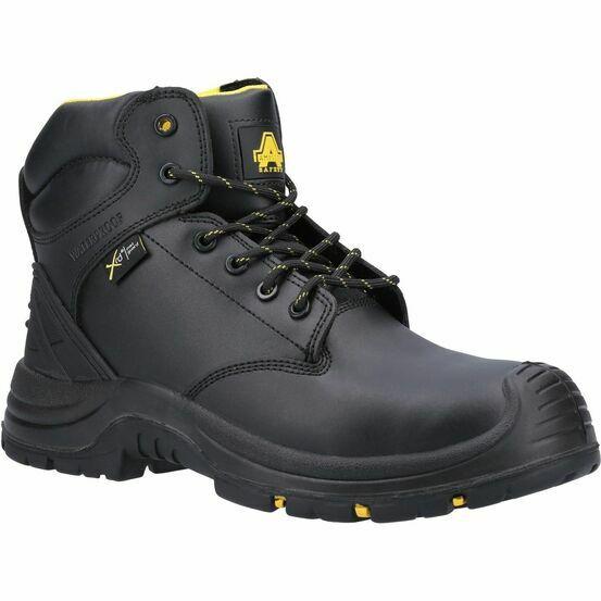 Amblers Safety AS303C Wrekin Metatarsal Safety Boot (Black)