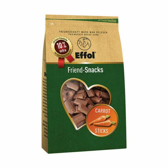 Effol Friend-Snacks - Carrot Sticks - 1.1kg bag
