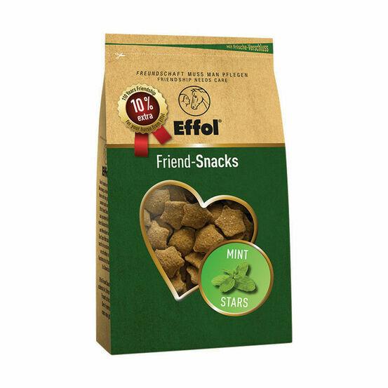 Effol Friend-Snacks - Mint Stars - 550g bag