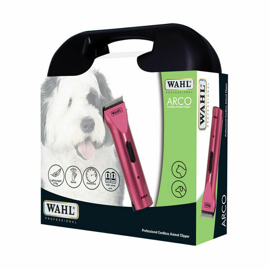 Wahl Arco Clipper Kit - Pink