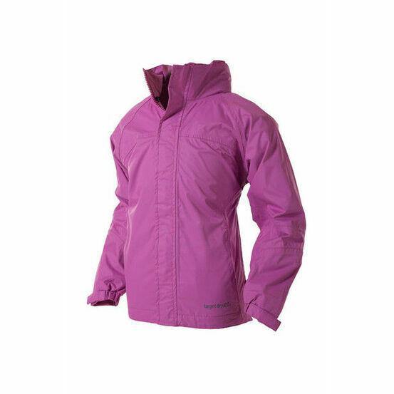 Target Dry Ladies Purple Packaway Waterproof Jacket