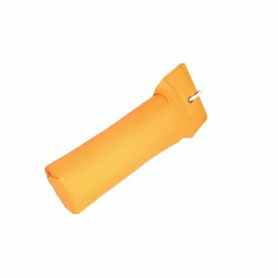 Bisley Standard Dog Training Dummy 1lb - Orange