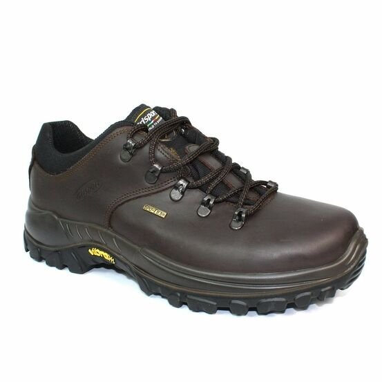 Grisport Dartmoor Waterproof Hiking Shoes - Brown