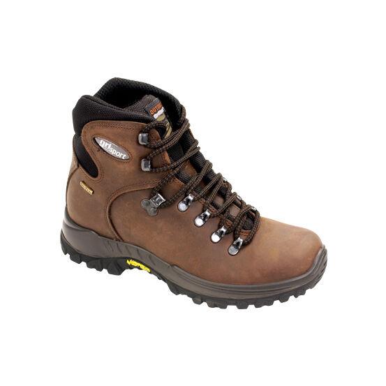 GRS Footwear Everest Walking Boots - Brown