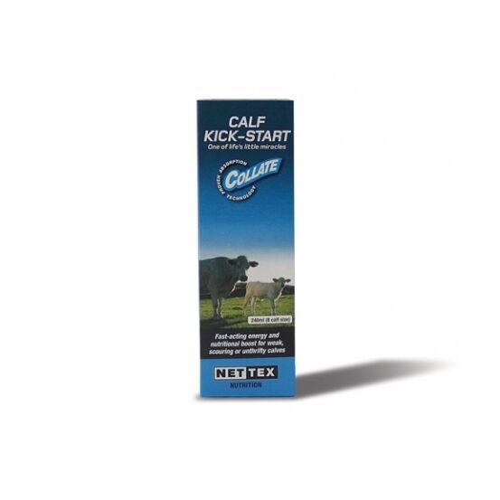 Nettex Collate Calf Kick Start - 240ml