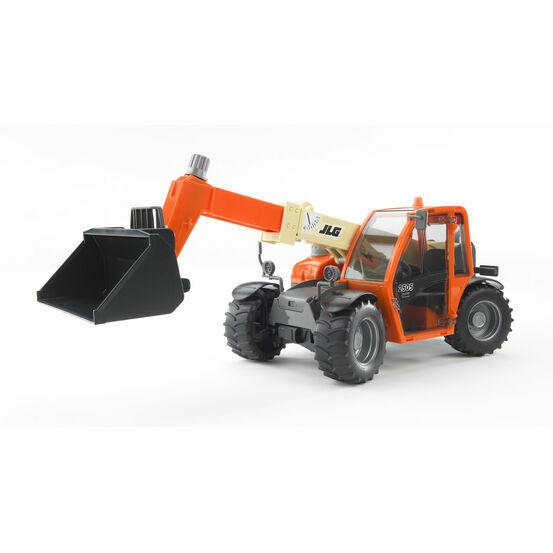 Bruder JLG 2505 Telehandler Digger Model Toy - 1:16