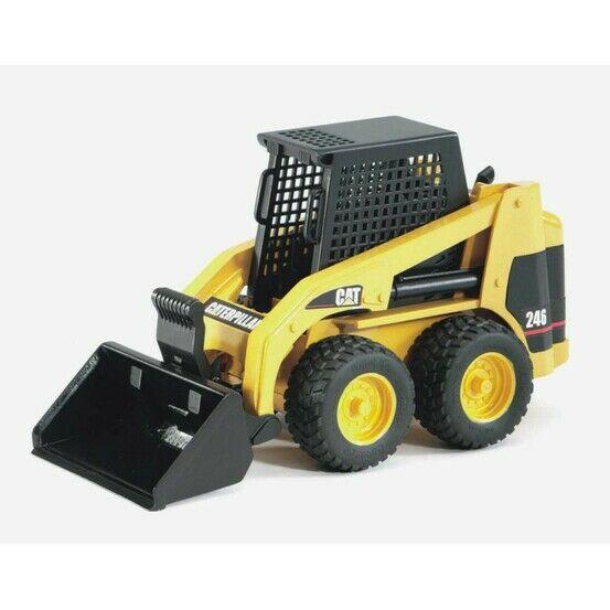Bruder CAT Skid Steer Loader Toy