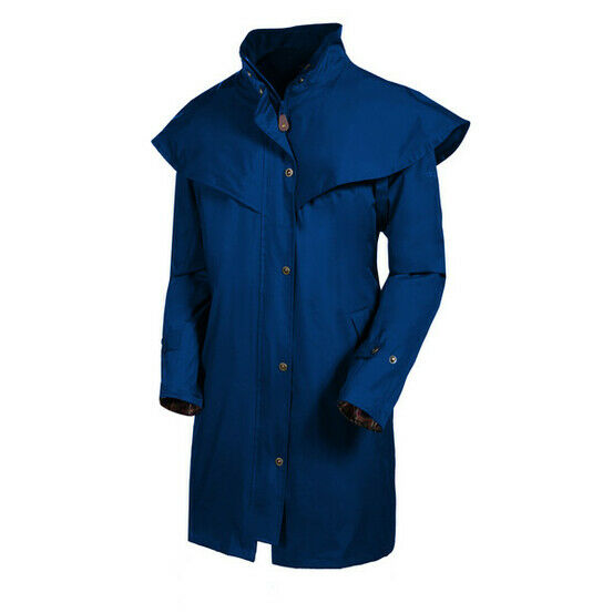 Target Dry Outrider 2 Womens 3/4 Length Waterproof Coat - Eclipse Blue