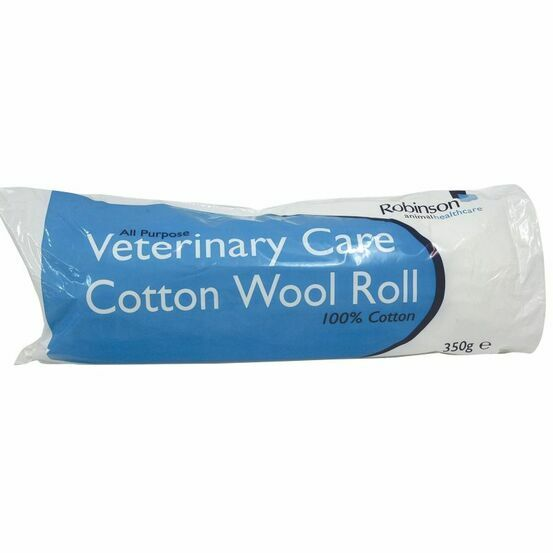 Robinson Veterinary Cotton Wool - 350g