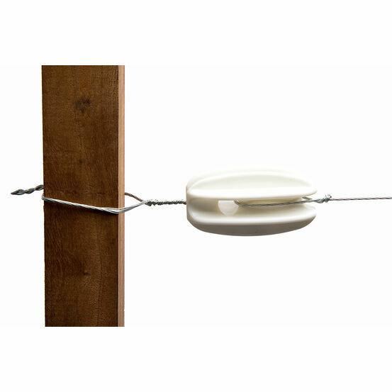 Hotline Electric Fencing End/Corner Egg Insulator