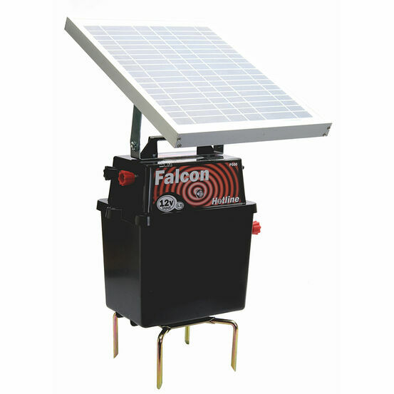 Hotline Falcon Solar Electric Fencing Energiser