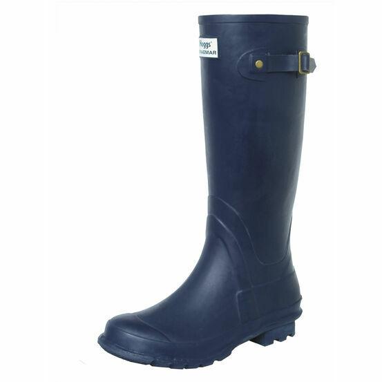 Hoggs Of Fife Braemar Wellington Boots - Navy
