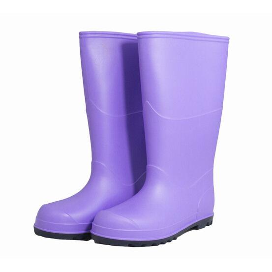 Berwick Youths Border Wellington Boots - Lilac