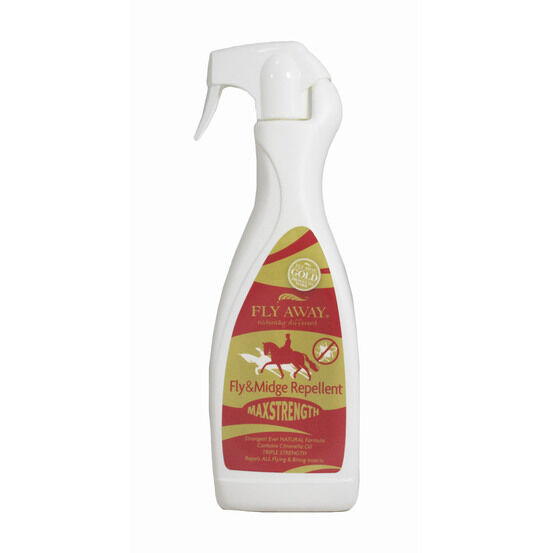 Fly Away Max strength Fly & Midge Repellent For Horses