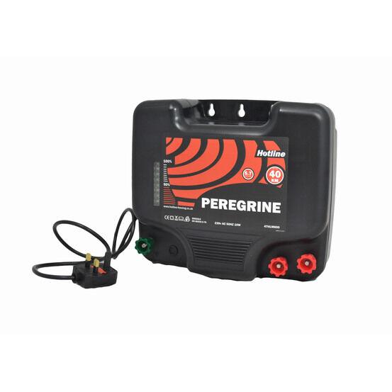 Hotline Peregrine Mains Powered Fencing Energiser