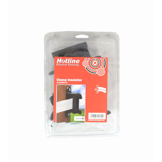 Hotline P65 Clamp Insulator - Pack of 4