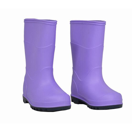 Berwick Infants Border Wellington Boots - Lilac