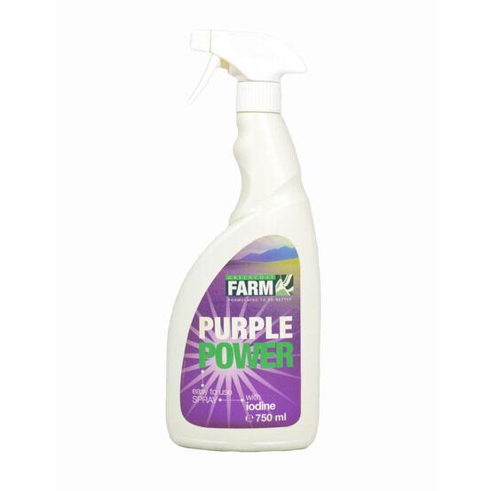 Greencoat Purple Power Spray - 750ml