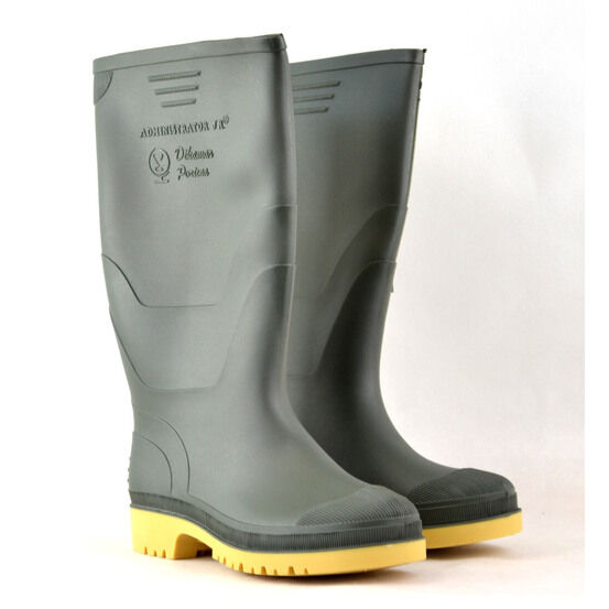 Administrator Green Wellington Boots