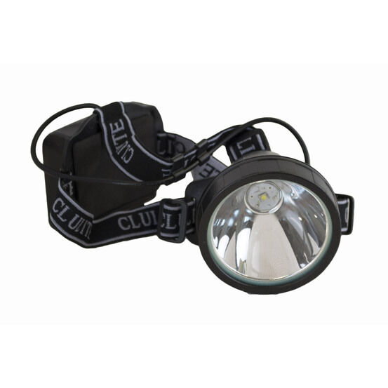Clulite (HL18) Pro Flood 900 Rechargeable Head-A-Lite Torch