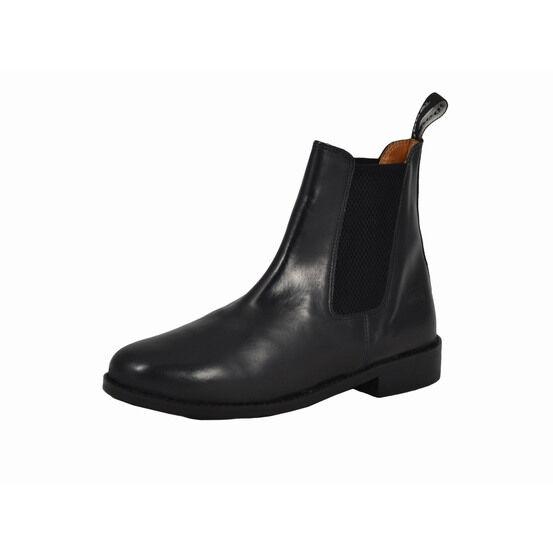 Toggi OTTOWA Black Leather Jodhpur Boots