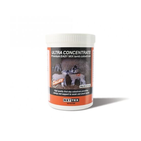 Nettex Ultra Concentrate Premium Colostrum For Lambs