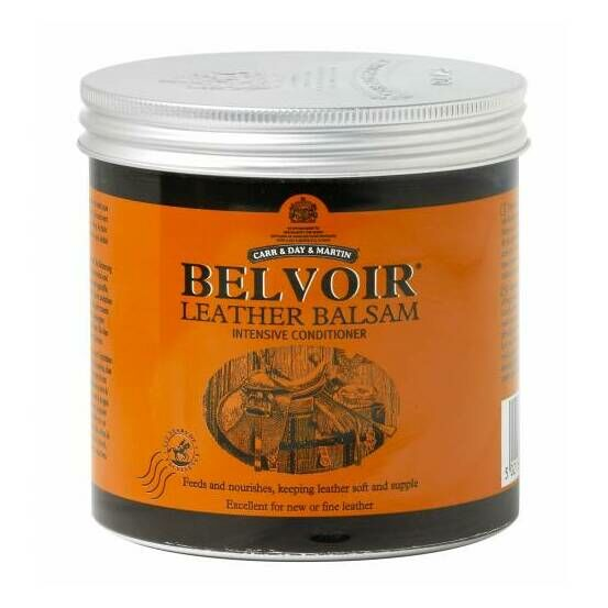 Carr & Day & Martin Canter Belvoir Leather Balsam Intensive Conditioner - 500ml