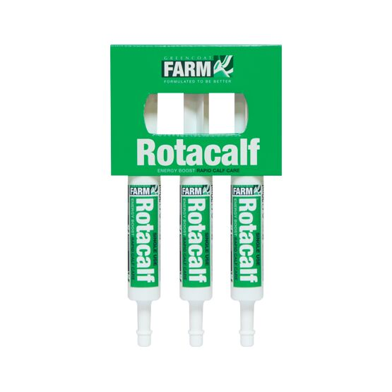 Greencoat Rotocalf Tubes - 3 x 30g