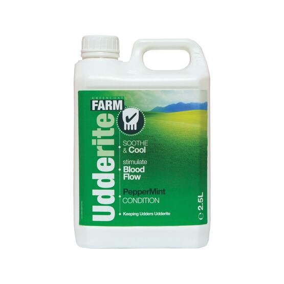 Greencoat Udderite - 2.5Ltr