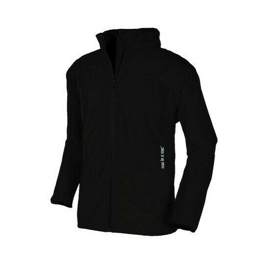 Target Dry Mac-In-A-Sac Kids Packaway Raincoat Jacket - Black