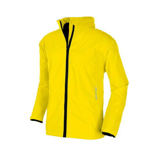 Target Dry Mac in a Sac 2 Unisex Kids Packaway Raincoat Jacket - Canary Yellow