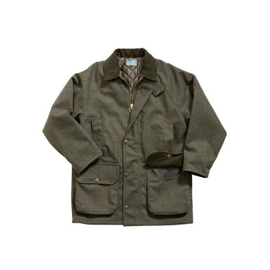 Hoggs Of Fife Edinburgh Tweed Waterproof Jacket