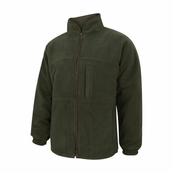 Hoggs Of Fife Ghillie Padded Waterproof Fleece Jacket