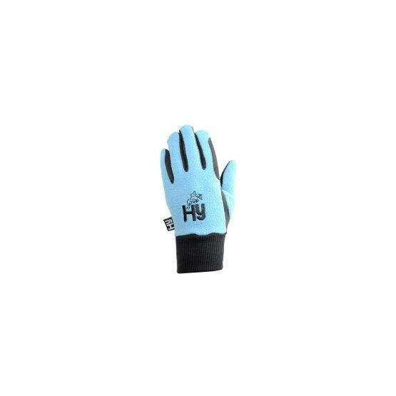 Hy5 Children\'s Winter Two Tone Riding Gloves