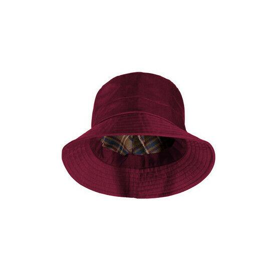 Target Dry STORM 2 WOMENS WATERPROOF LINED RAIN HAT - Jester Red