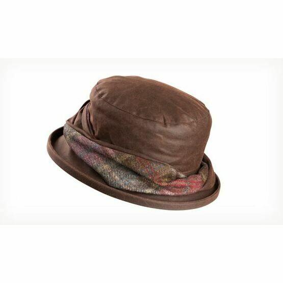 Olney EMMA BROWN (1099) Wax & Twist Hat